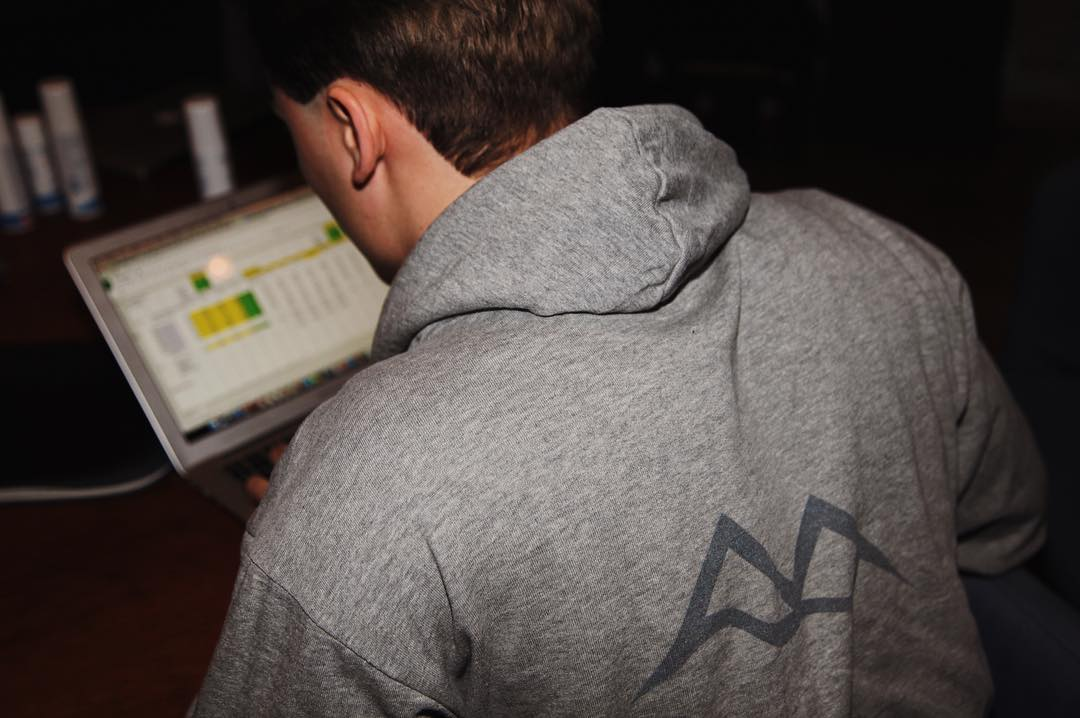 Appberg hoodie